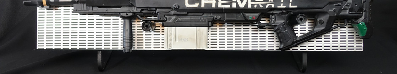 Elysium Chemrail Rifle