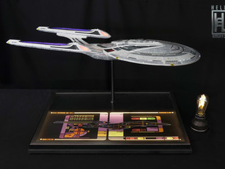 USS Enterprise NCC1701-E 1/650 FOR SALE