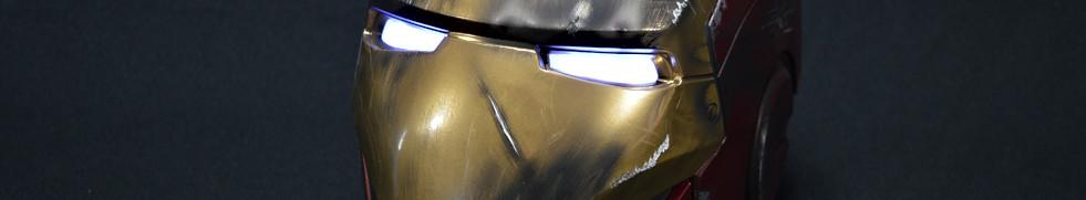 Iron Man MK3 Helmet