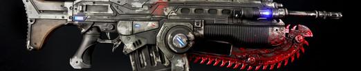 Gears of War Lancer Rifle
