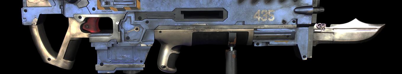 Starcraft Impala Rifle