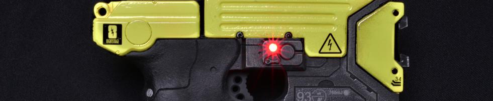 Elysium Asgari Taser Gun
