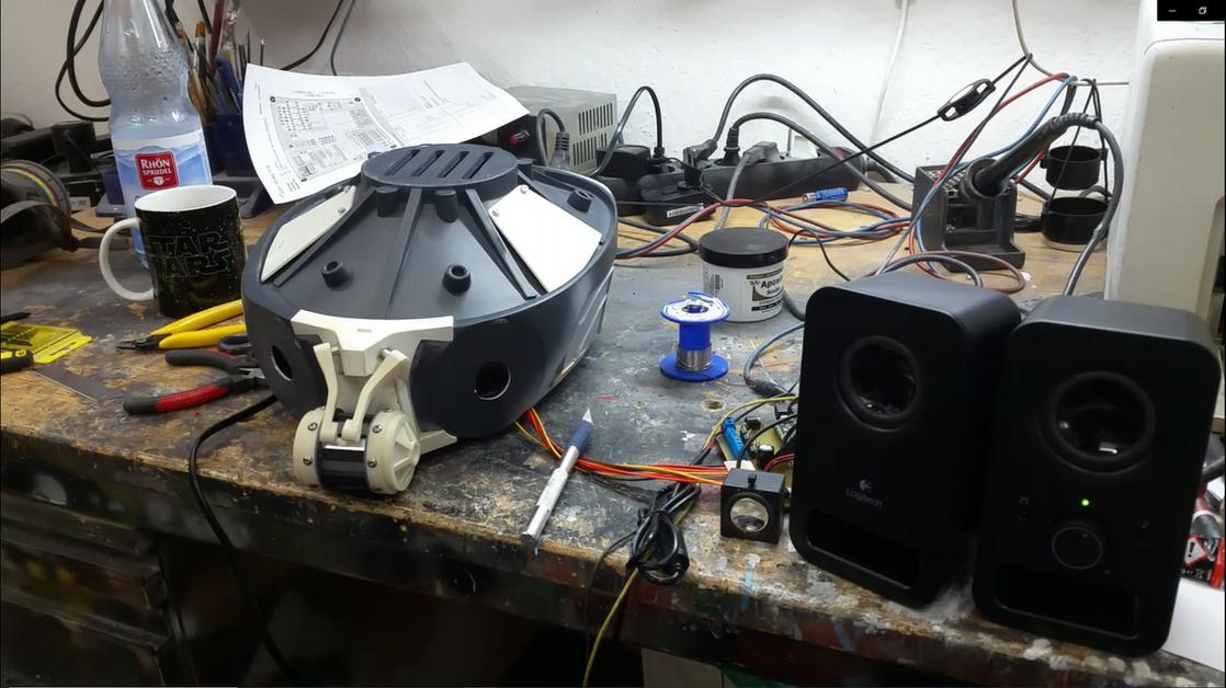 Electronics done