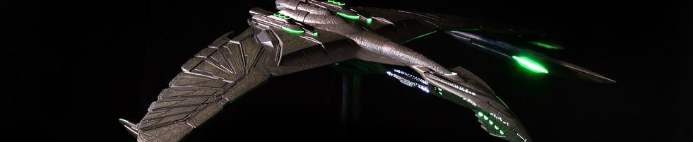 Romulan Warbird Valdore
