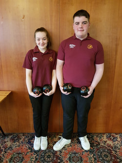 Welsh Under 21's Pairs Competition
