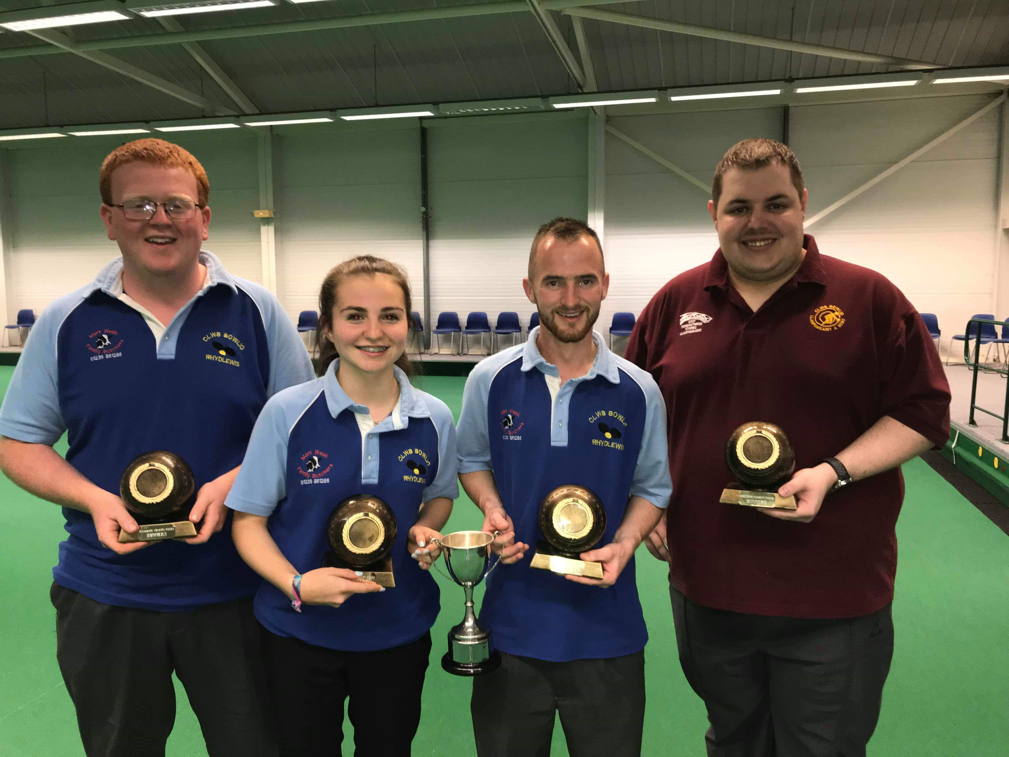 Woolhope Open Fours 07/09/2019