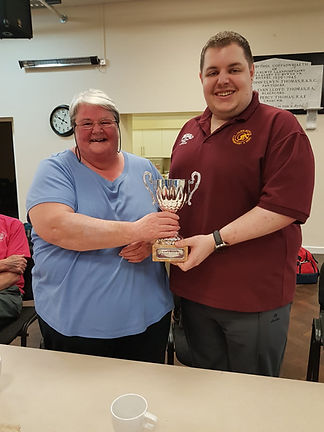 Roy Bowen Cup 2019