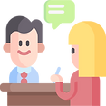 Icon_Client Interviewing & Counseling_Edu-World Web