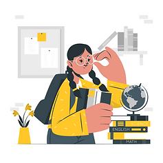Icon_ School Oriented Subjects_Edu-World Web