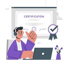 Icon_Online Certifications_Edu-World Web