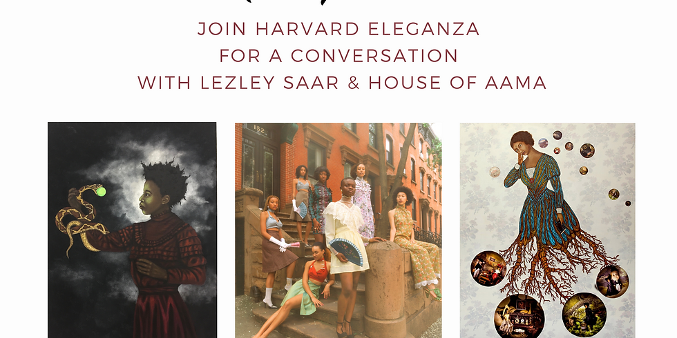 Exploring Black Identity in Art & Fashion with Lezley Saar & House of Aama