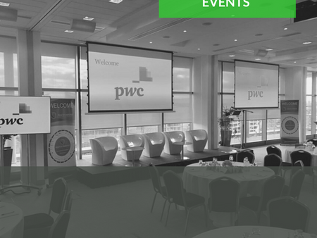 """""""Our Planet, Our Data"""" Event at PwC Headquarters, Dublin"""