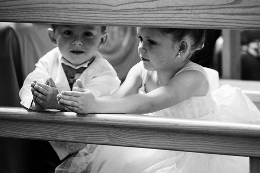 flower girl and page boy wedding photography dublin meath kildare louth
