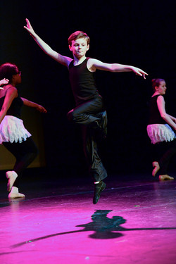 professional stage dance photography
