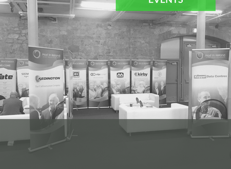 Data Centres Ireland Event 2019.