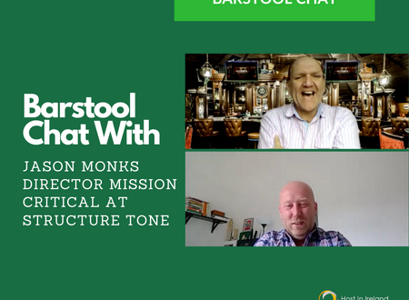 Bar Stool Chats:  Jason Monks - Structure Tone
