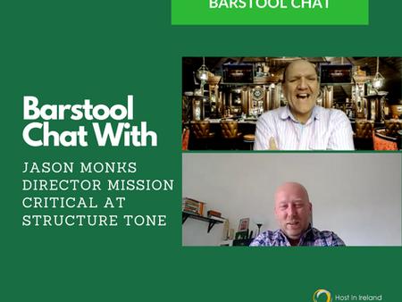 Bar Stool Chats:  Jason Monks - Structure Tone