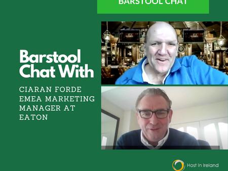 Bar Stool Chats:  Ciaran Forde - Eaton