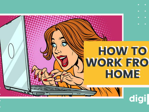 Working from home? Here's some help