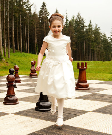 communion photography by professional photographer at hotel