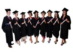 graduating professional photos
