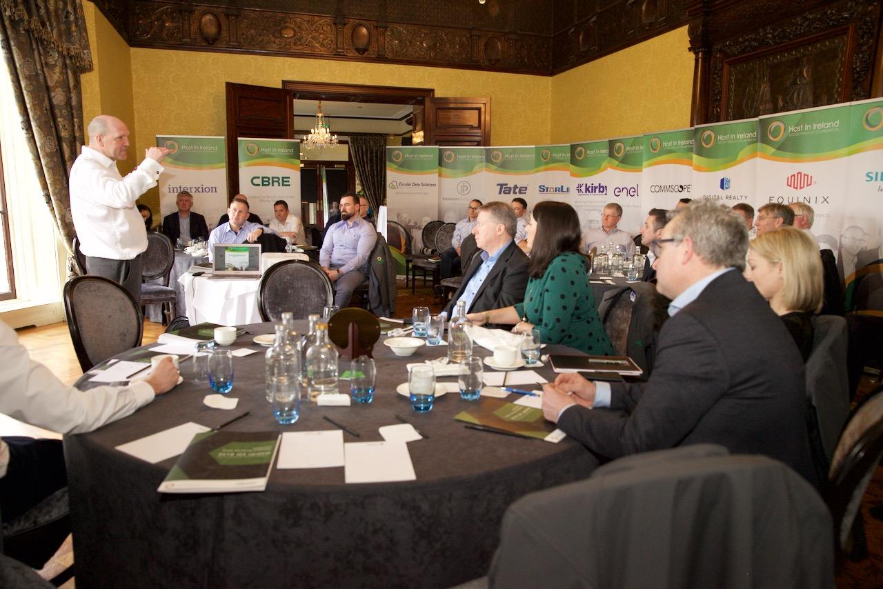 Host in Ireland Meeting