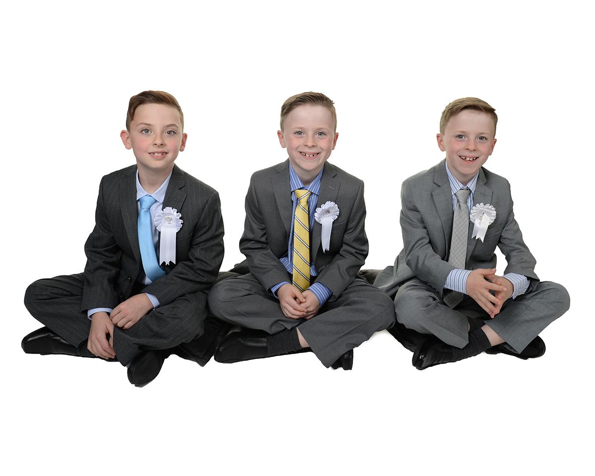 communion family friendly photograph