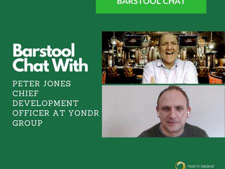 Bar Stool Chats:  Peter Jones - Yondr Group