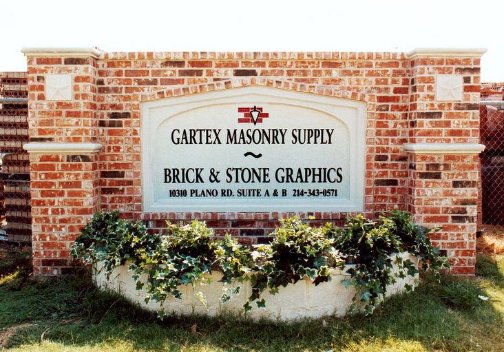 Gartex Masonry Supply:: Dallas, Texas Supplier of Brick