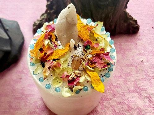 Athena's Botanical Candles