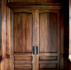 Custom Double Sliding Door