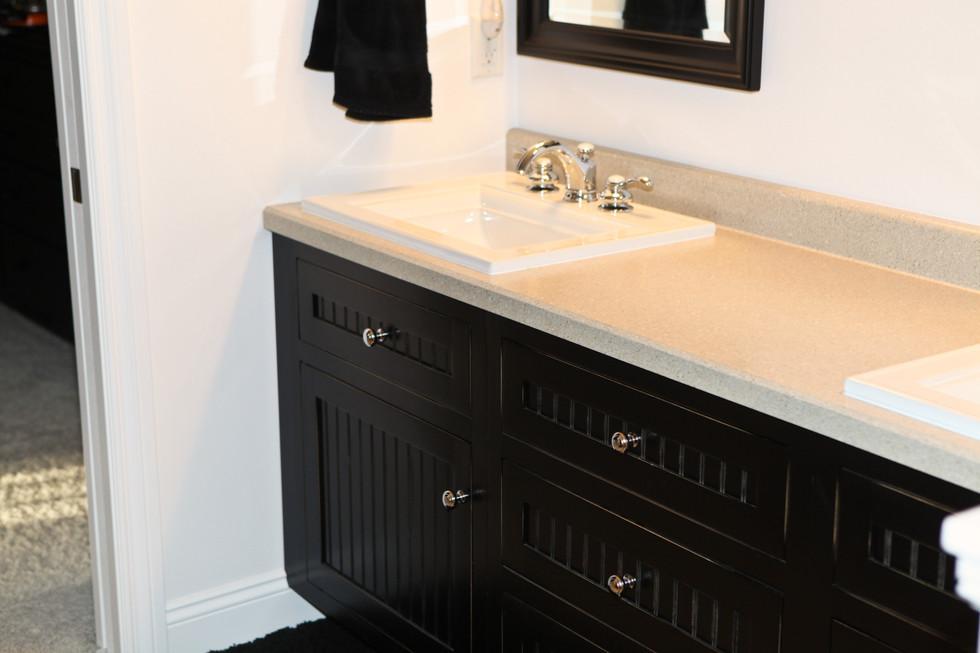 Woodsmiths Bathroom Countertop