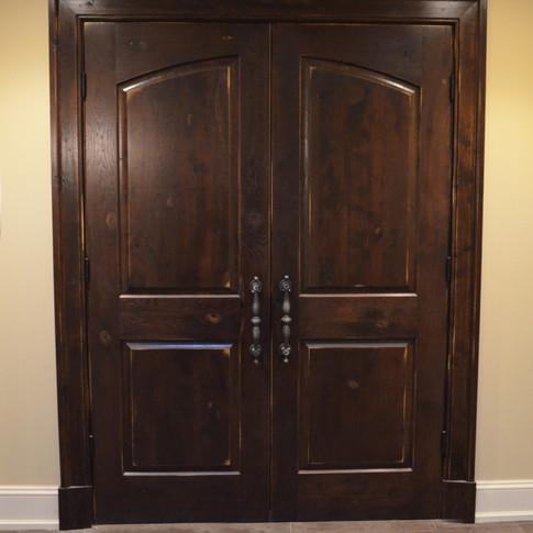 Common Arch Custom Door