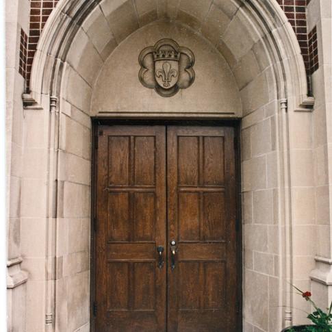 St Augustine Custom Door