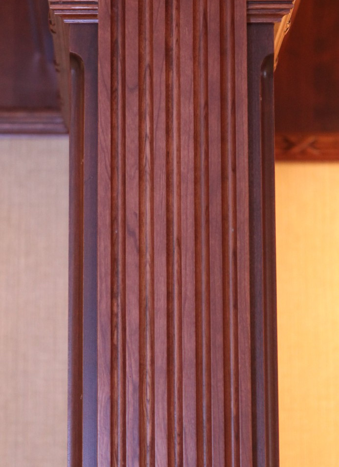 Hillsdale College Moulding