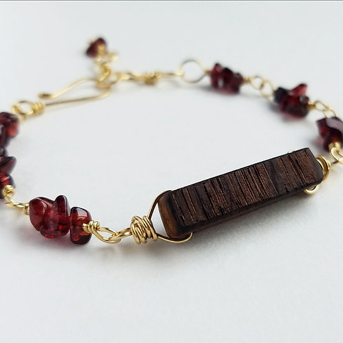The Cabernet Signature Bracelet