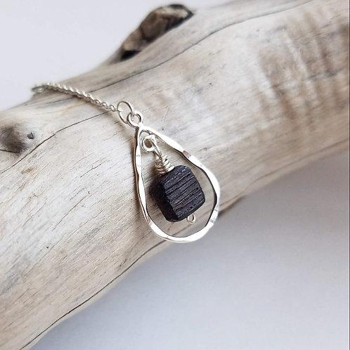 SilverDrop Necklace