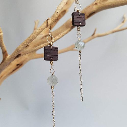AVA Gemstone Earrings