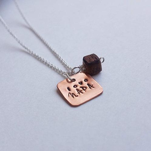love NAPA Necklaces