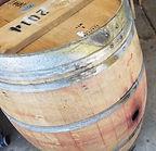 Napa Wine Barrel Girard Winery Cabernet Sauvignon French Oak Wine Barrel