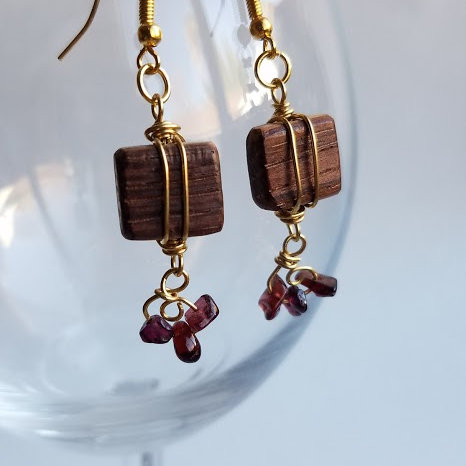 Garnets and Gold