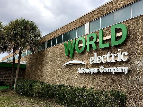 World Electric headquarters, Jasksonvill