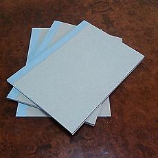 Переплет документов в картон с обклейкой корешка