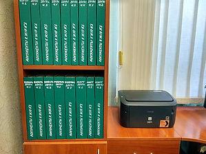 Переплет документов с оформлением корешка