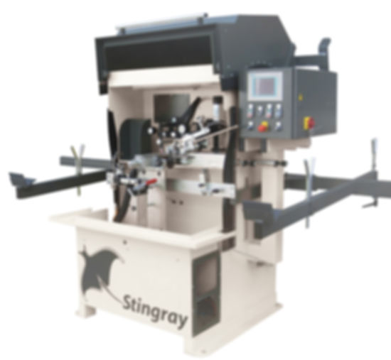 Band saw tipping machine, tipper, band saw blade repare machine, STINGRAY