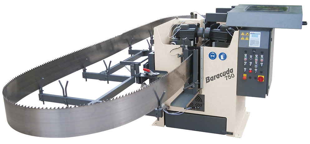 KOHLBACHER BARACUDA 750 BAND SAW SIDE DRESSER