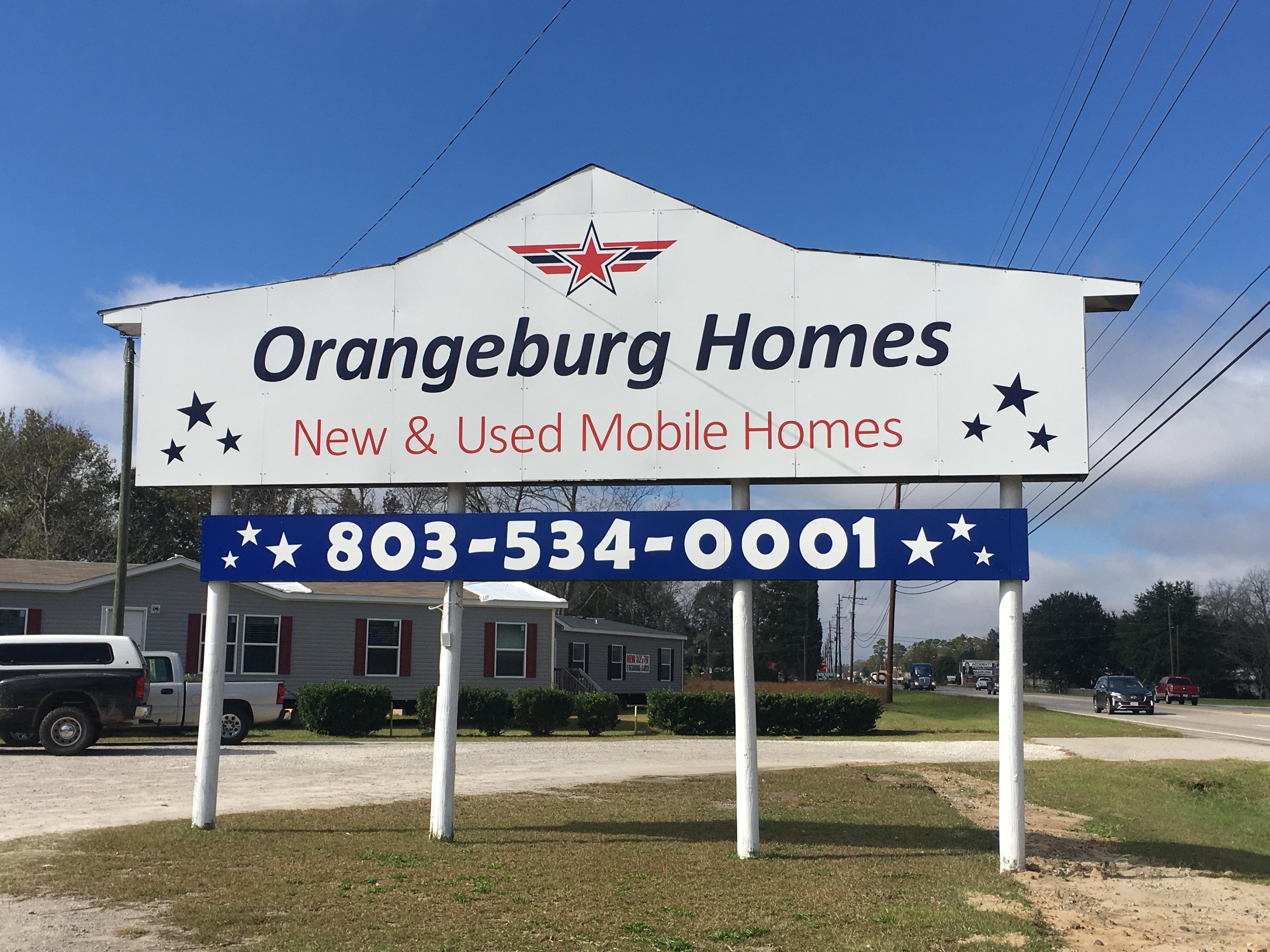 OLE' PATRIOT | Orangeburg Homes