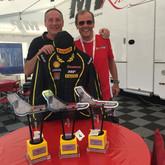 Win at Monza