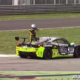 Crash Monza 2016