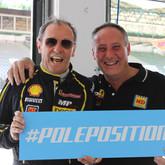 Pole position at Hungaroring